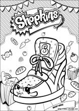 Coloriage Shopkins Choisis Tes Coloriages Shopkins Sur