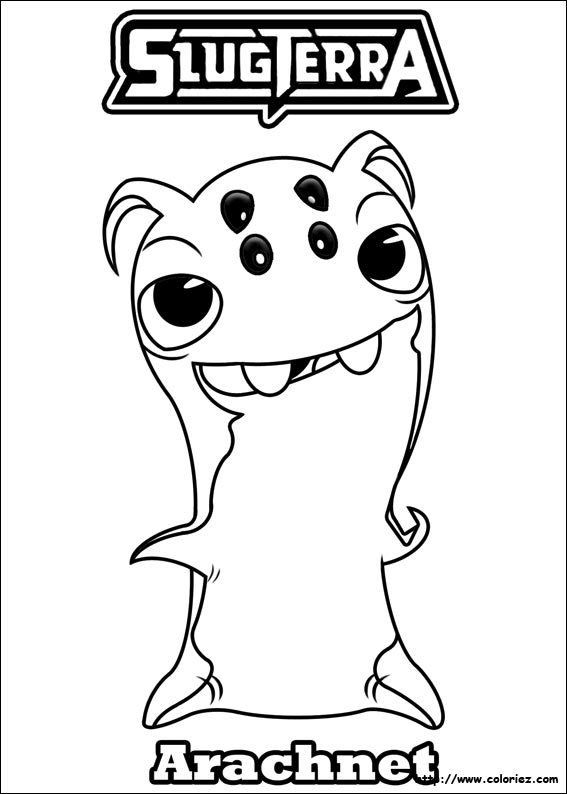 slugterra coloring pages transformation tuesday - photo#18