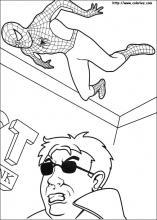 imprime tes coloriages prfrs de spiderman ou choisis dautres hros colorier dans la rubrique coloriage de coloriez com