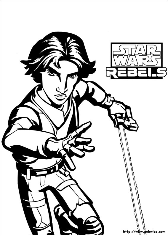 Index of images coloriage star wars rebels - Dessin stars wars ...