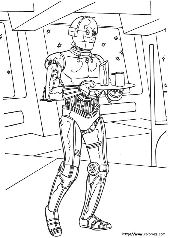 free coloring pages of c3po lego. Black Bedroom Furniture Sets. Home Design Ideas