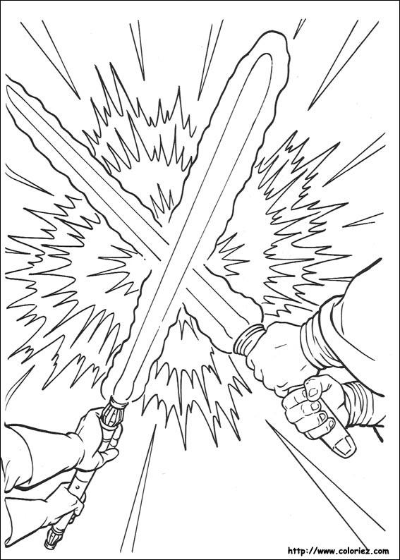 star wars les sabres laser