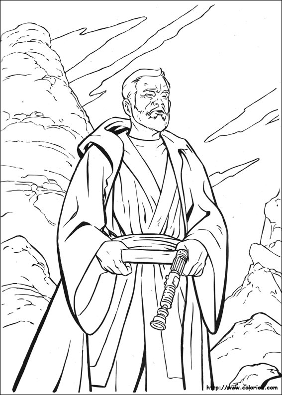 Coloring pages from star wars empire strikes back coloring pages - Dessin star wars ...
