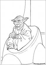 Star wars, Yoda assis