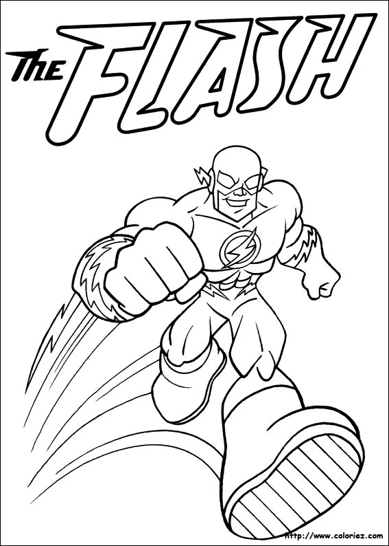 kids flash colouring pages