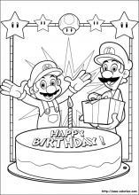 Peringatan dari Mario