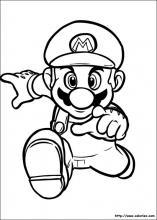Index Of Images Coloriage Super Mario Miniature