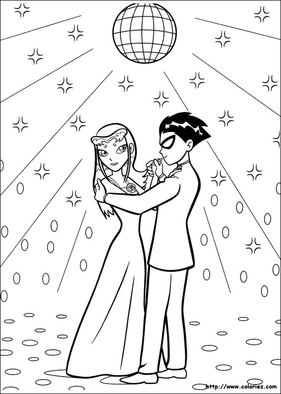 Index of /images/coloriage/teen-titans