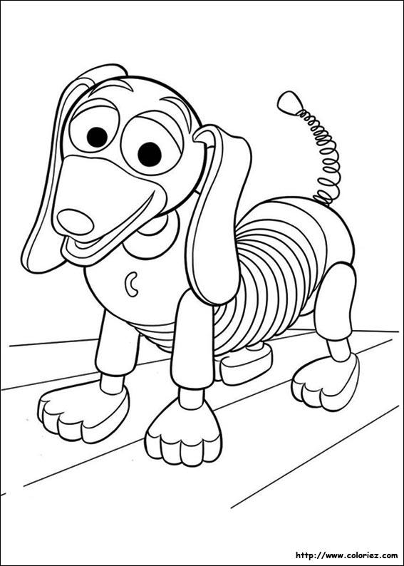 Coloriage coloriage de zig zag - Coloriage toy story 3 ...