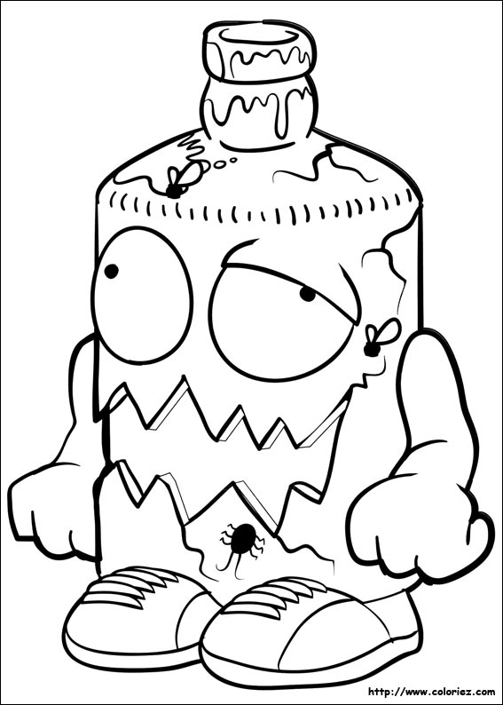 spray can coloring pages - photo#40