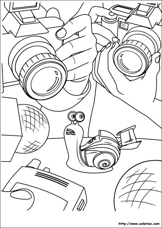 Coloriage entre r ve et r alit - Turbo coloriage ...
