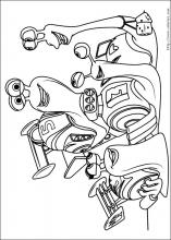Coloriage turbo choisis tes coloriages turbo sur coloriez - Coloriage escargot turbo ...