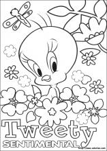 Tweety sentimental