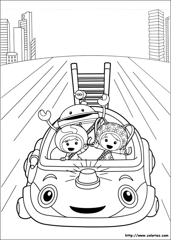 Index Of Images Coloriage Umizoomi
