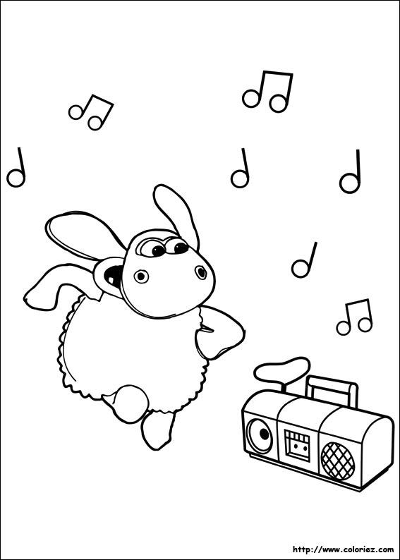 Timmy écoute sa propre musique.