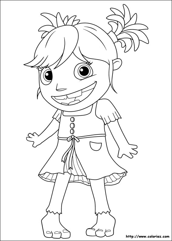 wallykazam coloring pages index of images coloriage wallykazam