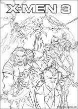 Coloriage X-Men, choisis tes coloriages X-Men sur coloriez ...
