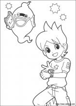 Yokai watch Whisper et Nathan