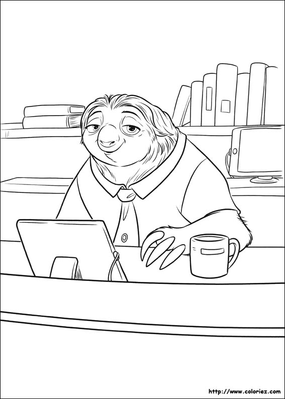 Index Of Images Coloriage Zootopie