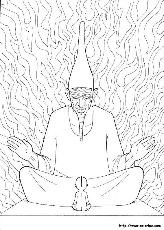 kirikou coloring pages - photo#25