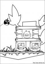 Coloriage Angry Birds Choisis Tes Coloriages Angry Birds Sur Coloriez Com