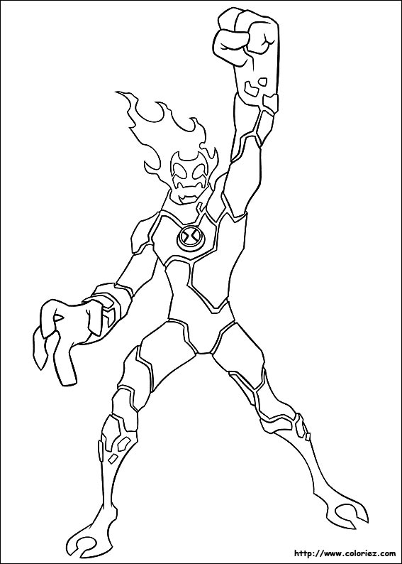 Index Of Images Coloriage Ben 10
