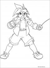 Index Of Images Coloriage Beyblade Miniature