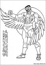 Coloriage Captain America Choisis Tes Coloriages Captain America