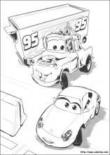 Coloriage Cars Et Martin.Coloriage Cars 3 Choisis Tes Coloriages Cars 3 Sur Coloriez