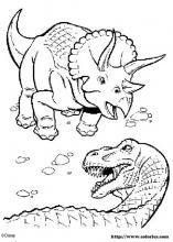 Coloriage Dinosaures Choisis Tes Coloriages Dinosaures Sur Coloriez Com