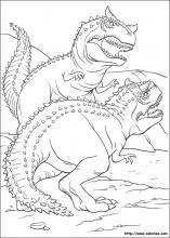 Coloriage Dinosaures Choisis Tes Coloriages Dinosaures Sur