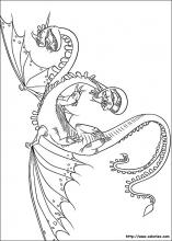 Coloriage Dragons Choisis Tes Coloriages Dragons Sur Coloriez Com