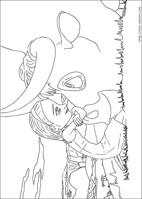 Coloriage L Amour Entre Ferdinand Et Nina