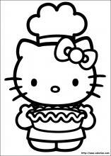 Kitty est un chef