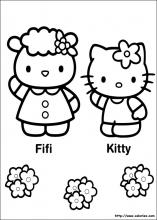 Kitty et Fifi