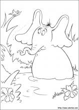 Horton aime la jungle