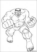 Coloriage hulk choisis tes coloriages hulk sur coloriez com - Coloriage spiderman et hulk ...