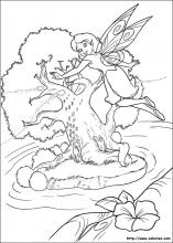 Coloriage De Fee Volante A Imprimer.Coloriage La Fee Clochette Choisis Tes Coloriages La Fee Clochette