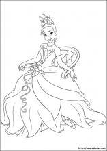 Coloriage La Princesse Et La Grenouille Choisis Tes Coloriages La Princesse Et La Grenouille Sur Coloriez Com