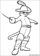 Coloriage Chat Botte A Imprimer.Coloriage Le Chat Potte Choisis Tes Coloriages Le Chat Potte Sur