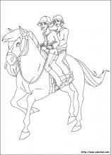 Coloriage De Cheval Du Ranch.Coloriage Le Ranch Choisis Tes Coloriages Le Ranch Sur Coloriez Com