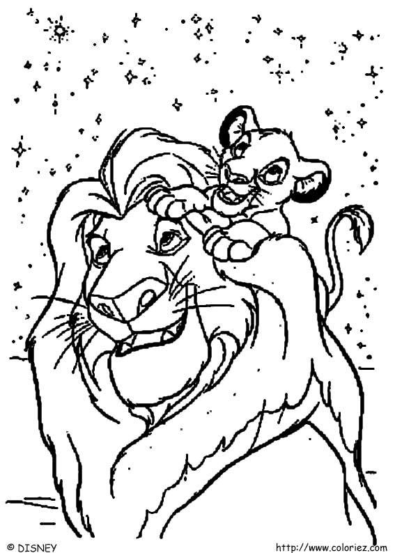 Index Of Images Coloriage Le Roi Lion