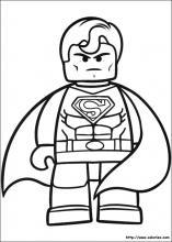 Coloriage Facile Superman.Coloriage Lego Batman Le Film Choisis Tes Coloriages Lego