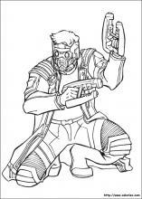 Coloriage A Imprimer Thanos.Coloriage Les Gardiens De La Galaxie Choisis Tes Coloriages