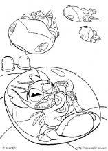 Coloriage Stitch Fille.Coloriage Lilo Et Stitch Choisis Tes Coloriages Lilo Et Stitch Sur