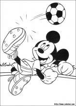 Coloriage Mickey Choisis Tes Coloriages Mickey Sur Coloriez Com