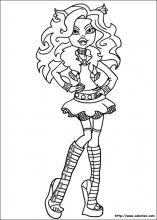 Coloriage Monster High Choisis Tes Coloriages Monster High