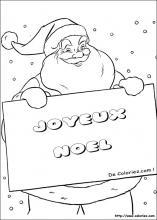 Coloriage Noël Page 2 Choisis Tes Coloriages Noël Page 2