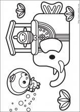 Coloriage Poisson Elephant.Coloriage Octonauts Choisis Tes Coloriages Octonauts Sur Coloriez Com