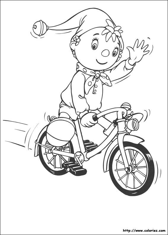 oui oui bicyclette